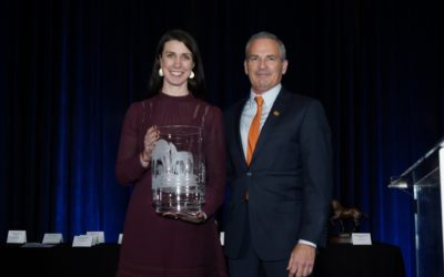 The Right Horse Initiative Receives AAEP's Equine Welfare Award